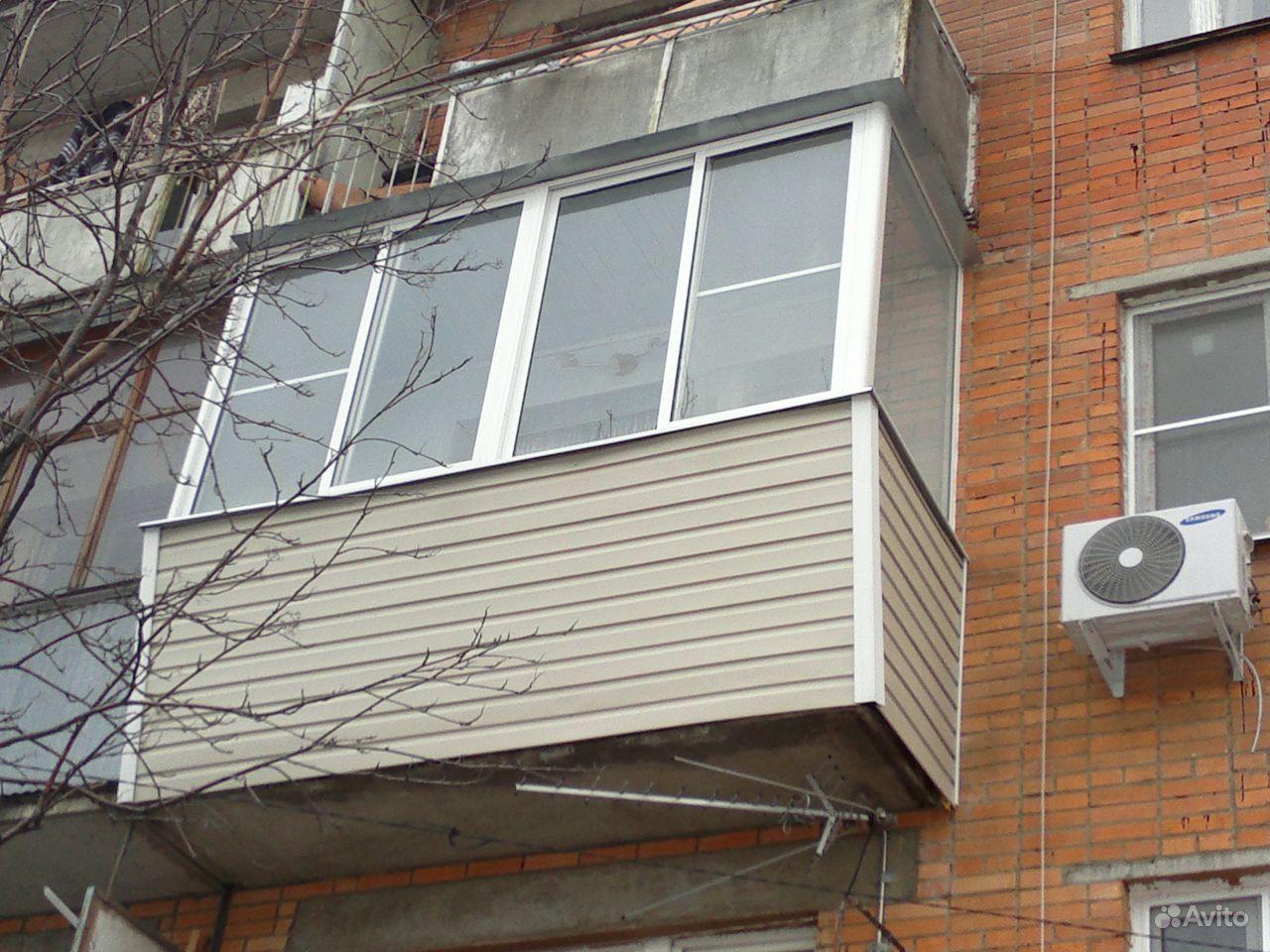 Остекление и отделка балконов и лоджий. окна пвх, в москве, .