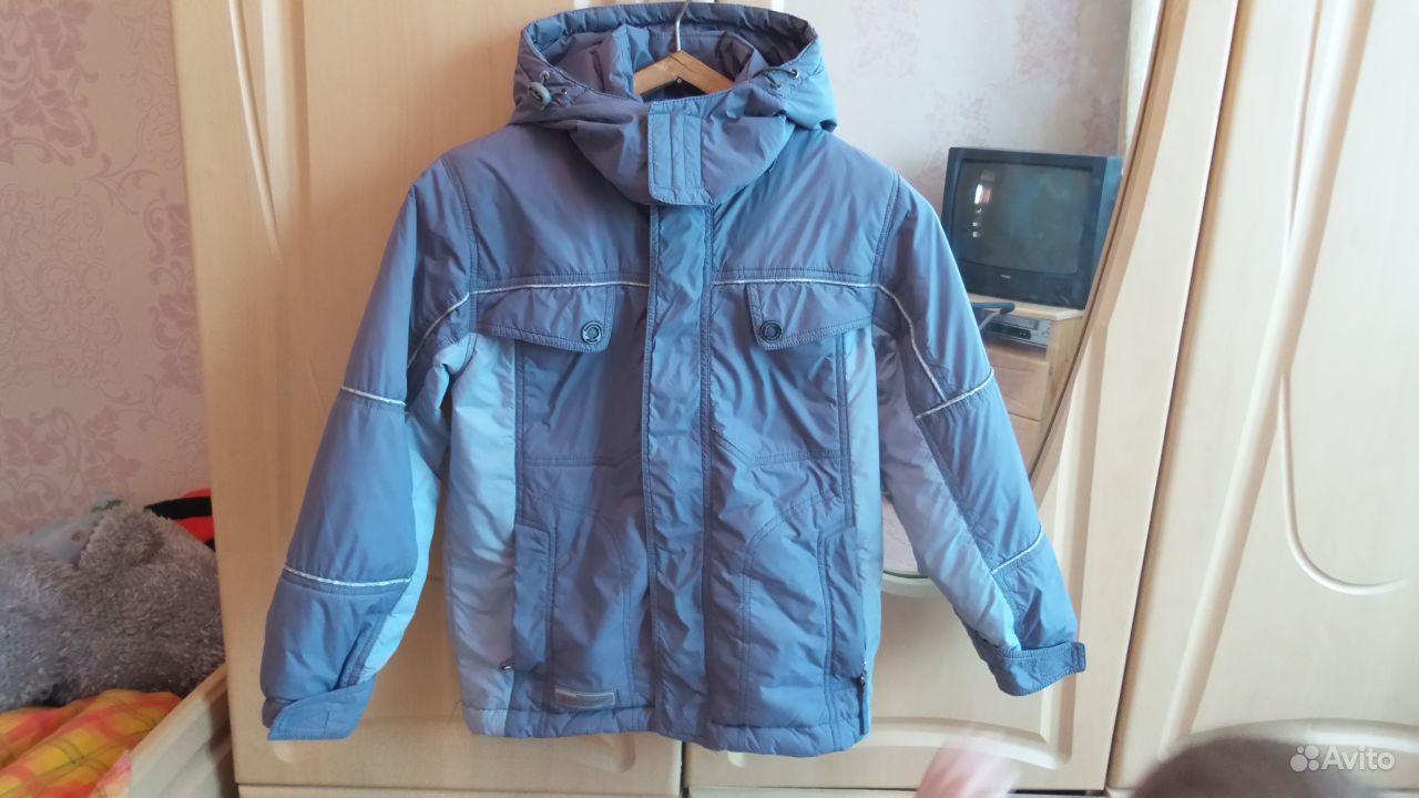 Куртка демисезон - Доска бесплатных объявлений Детская одежда К