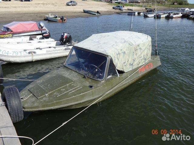 лодка обь м: