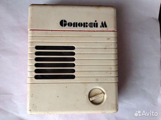 """Звонок электрический """"Соловей"""