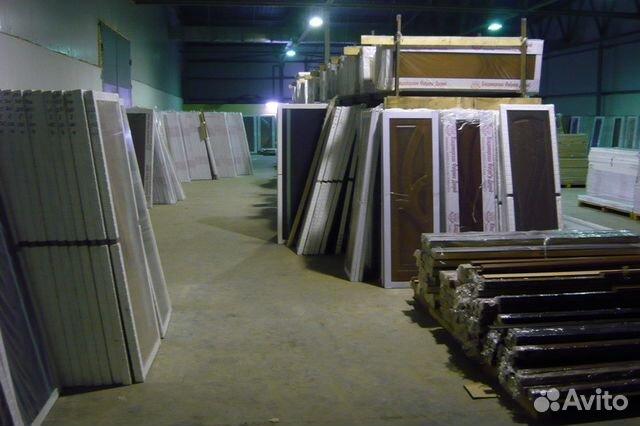 двери металлические на складе