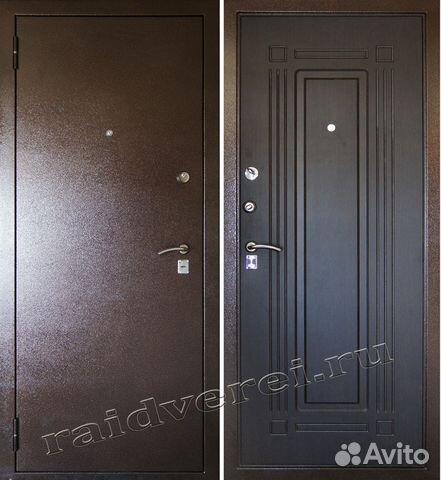 металлическая дверь на заказ солнцево