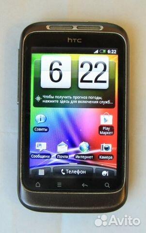 Телефон htc wildfire s