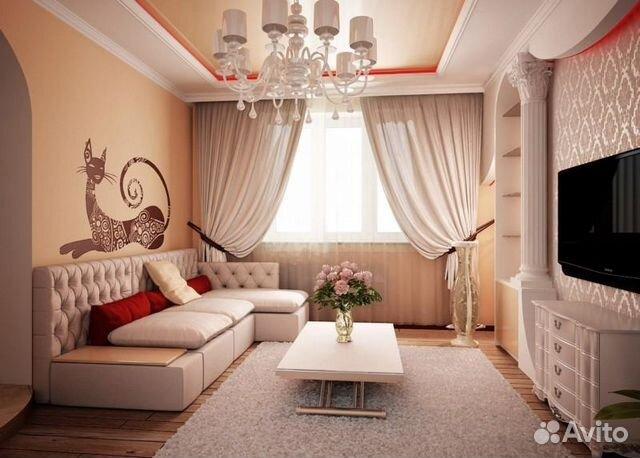 Дизайн квартир с небольшими комнатами