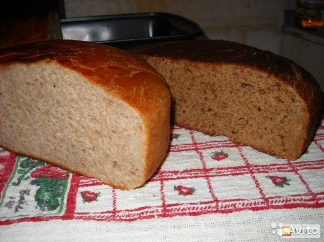 Как на закваске испечь хлеб в домашних условиях