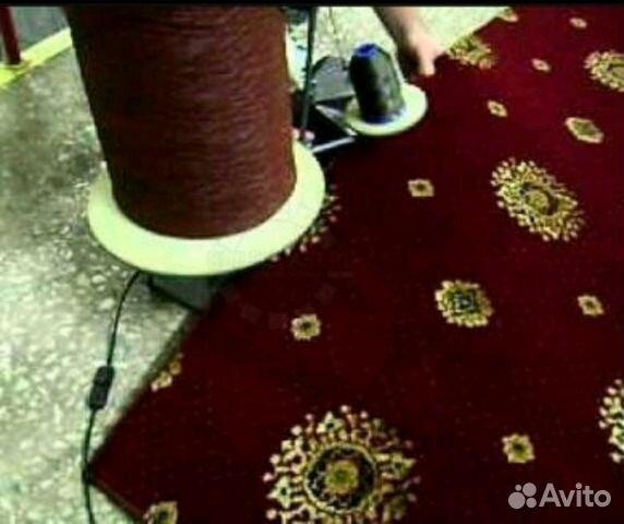Обметка ковров своими руками 85