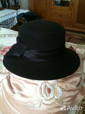 Шляпа женская купить 1