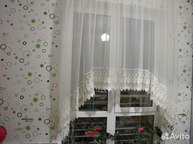 Тюль арка фото
