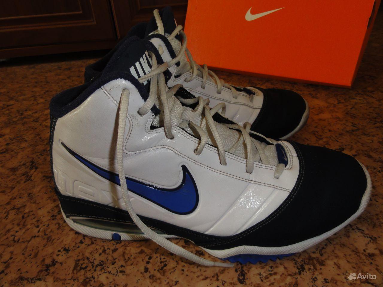 c2eefbfc Объявление на Avito - Кроссовки баскетбольные Nike.