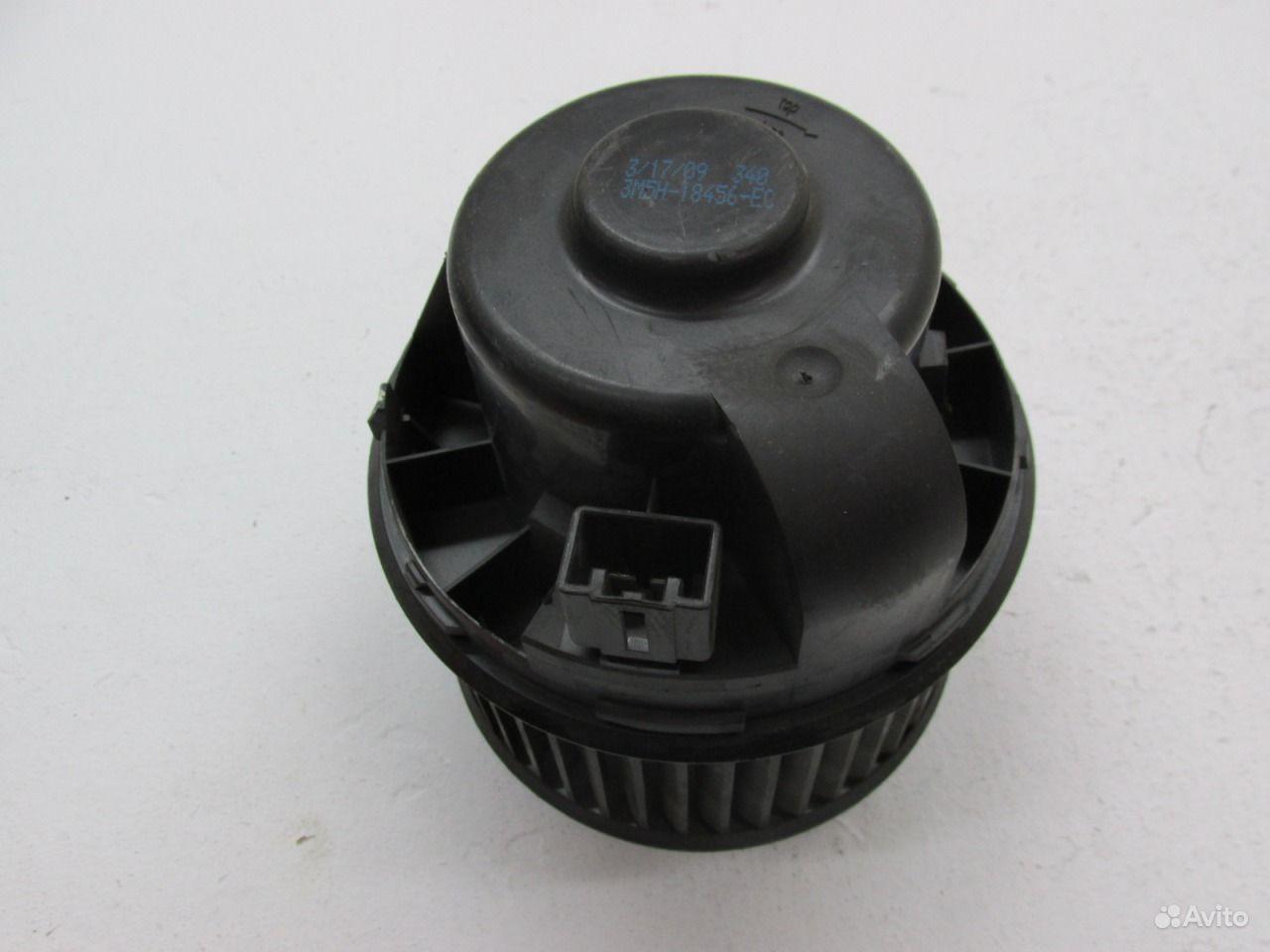 схема двигатель отопителя форд мондео