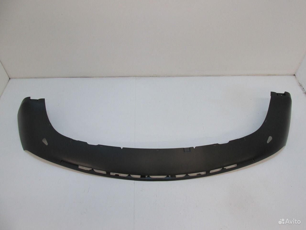 Юбка на задний бампер форд мондео 4 10 фотография