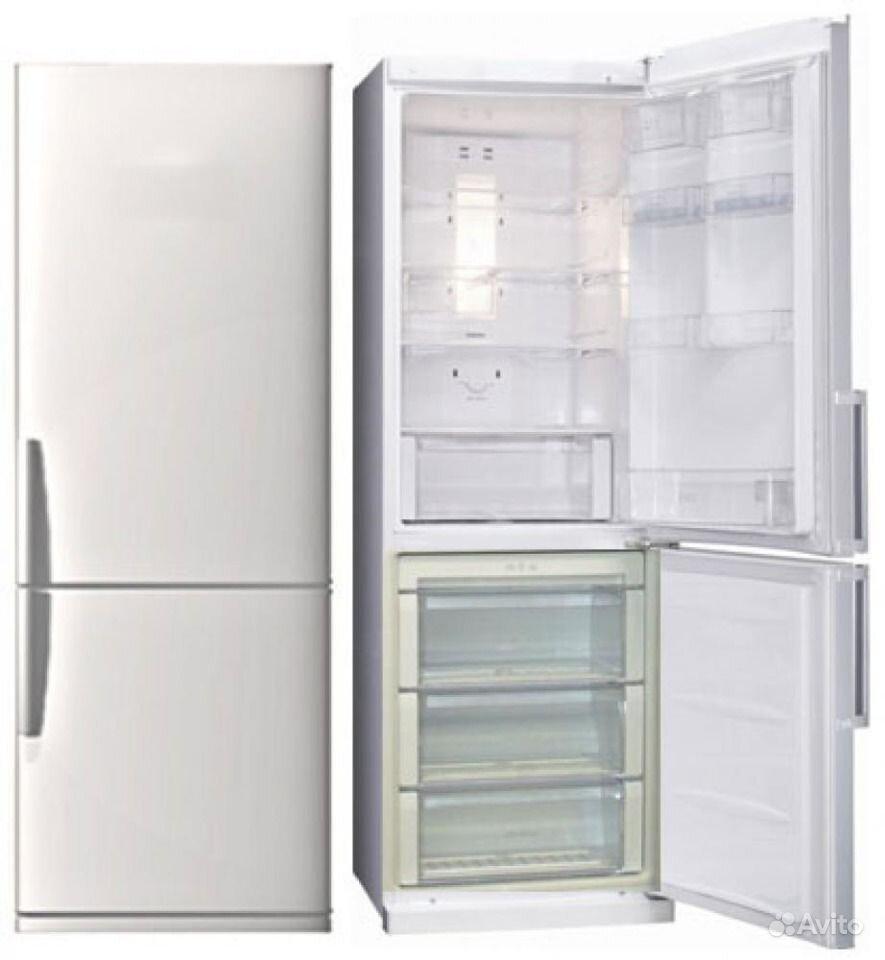 Холодильник lg ga b409uca фото