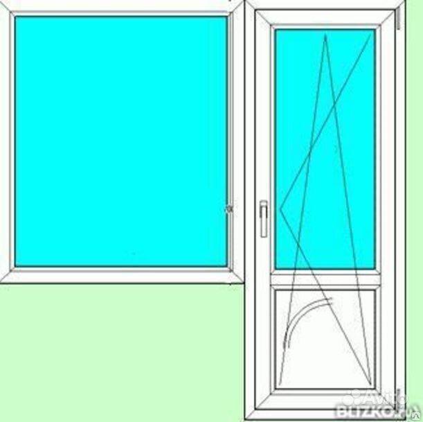 Балконные блоки размеры и цена фото..