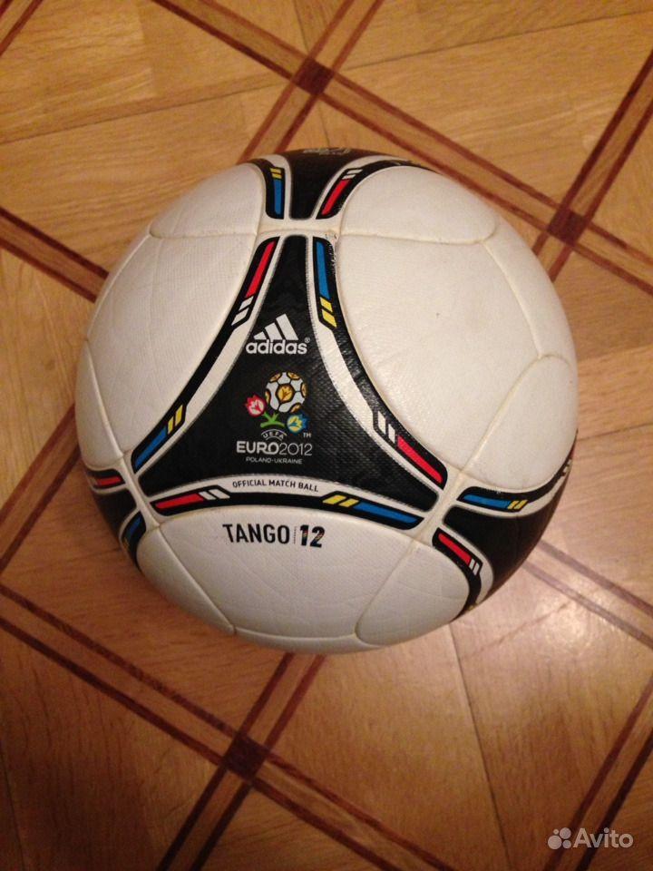 Футбольный мяч euro 2012 tango 5bc2d620901e0