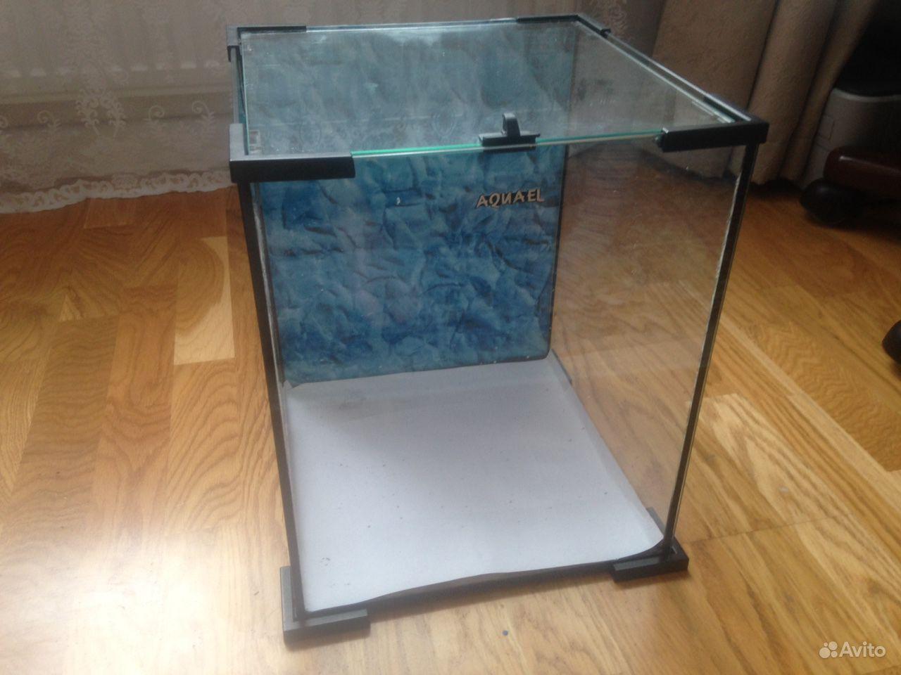 Аквариум стеклянный 30 л Aquael