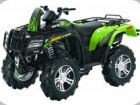 Arctic Cat 700 Mud Pro Limited 2014