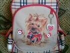 Портфель с собачкой