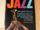 "Marshall Stearns ""The Story Of Jazz"" (1958) книга"