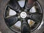 Комплект зимы на Nissan extreil