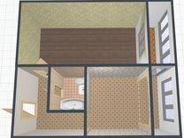 1-к. квартира, 36м², 10/10эт.