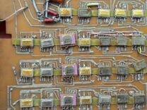 Радиодетали, платы,электродвигатели