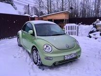Volkswagen Beetle, 2000 г., Москва