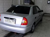 Hyundai Accent, 2006 г., Ростов-на-Дону