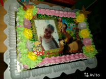 Торт с фотопечатью на заказ обнинск