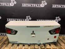 Крышка багажника Lancer 10