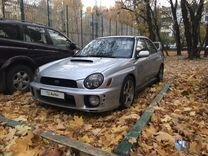 Subaru WRX, 2002 г., Москва