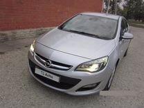 Opel Astra, 2012 г., Краснодар
