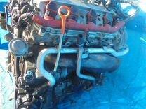 Двигатель 4.2 FSI BAR AUDi Q7 VW touareg Ауди — Запчасти и аксессуары в Москве