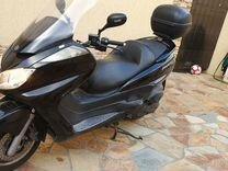 Yamaha Majesty400