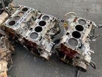 Блок цилиндров в сборе двигатель MR20 Nissan