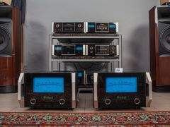 Моноблоки McIntosh 1.2KW Power Amplifiers