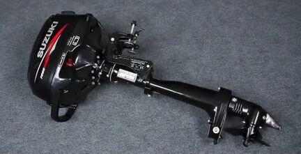 Лодочный мотор Сузуки 2.5s 4 т объявление продам
