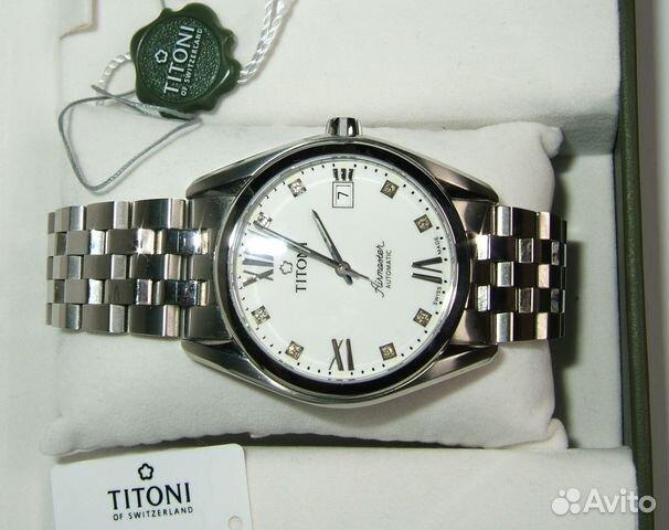Купить часы titoni