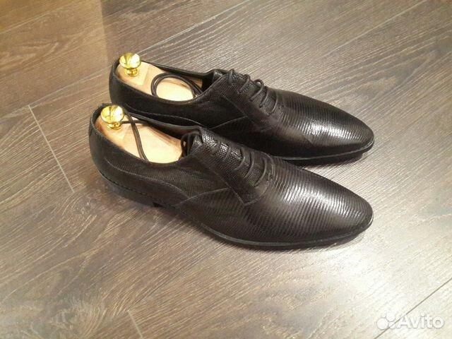 Hugo boss новые обмен мужские туфли из рептилии   Festima.Ru ... 72058d20879