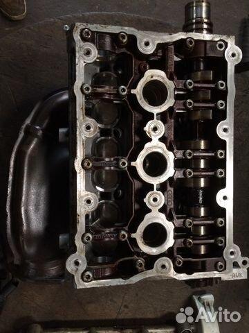Гбц двигатель AVK ASN 3.0 Ауди— фотография №1