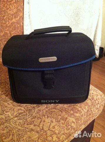 a5b9afa76fed Новая сумка sony для видео/фотокамеры | Festima.Ru - Мониторинг ...