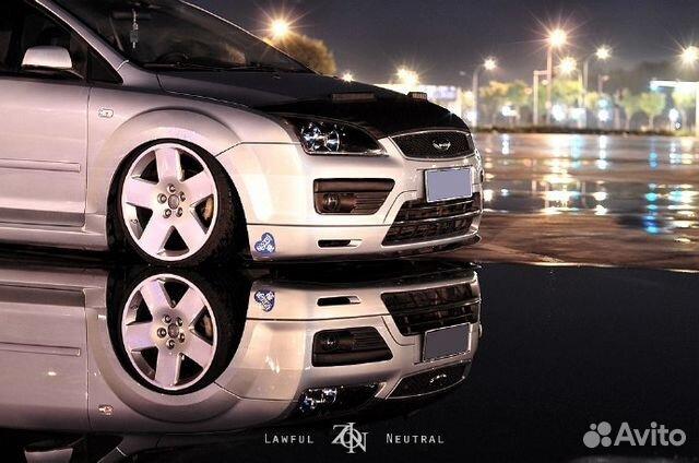 форд фокус седан 2 тюнинг фото