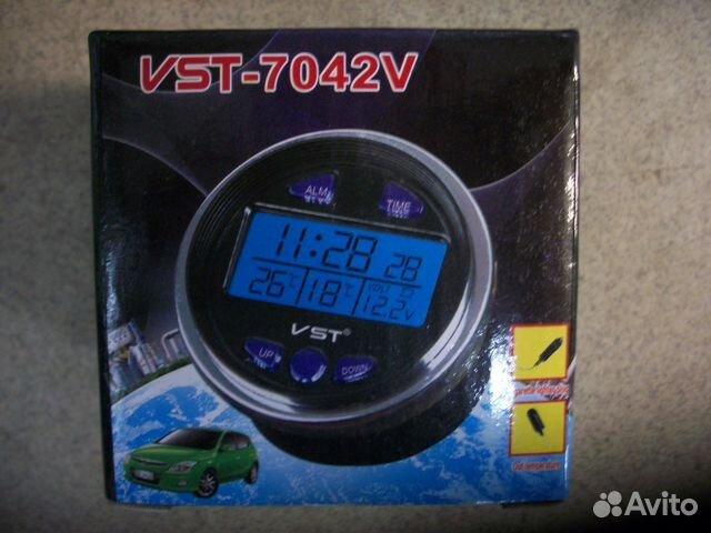 Электронные часы на ваз 2106
