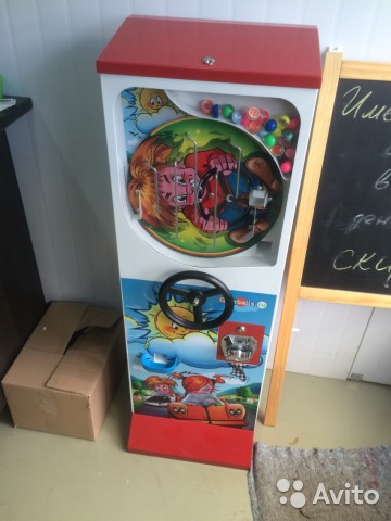 Игровые автоматы, комплектующие купить на Таобао с