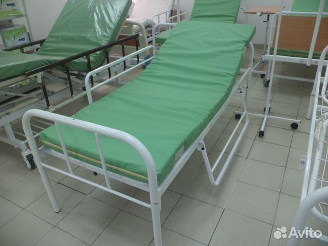 Кровать для лежачих больных б/у