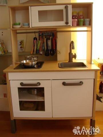 Детскую кухню икеа авито
