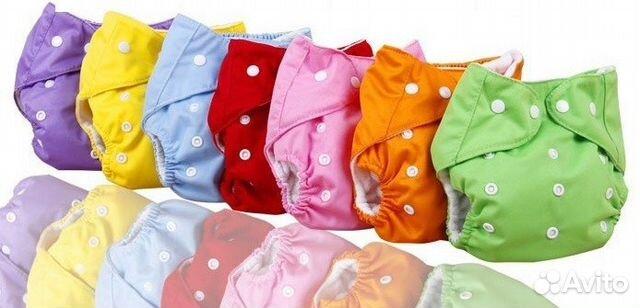 Лучшие многоразовые подгузники для новорожденных