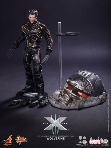 Hot Toys Wolverine The Last Stand— фотография №1