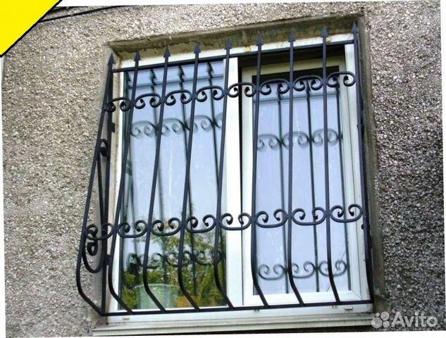 Установка решеток на окна стоимость