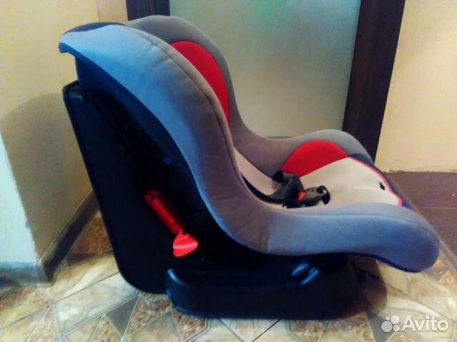 Детское автомобильное кресло от 0 до 18