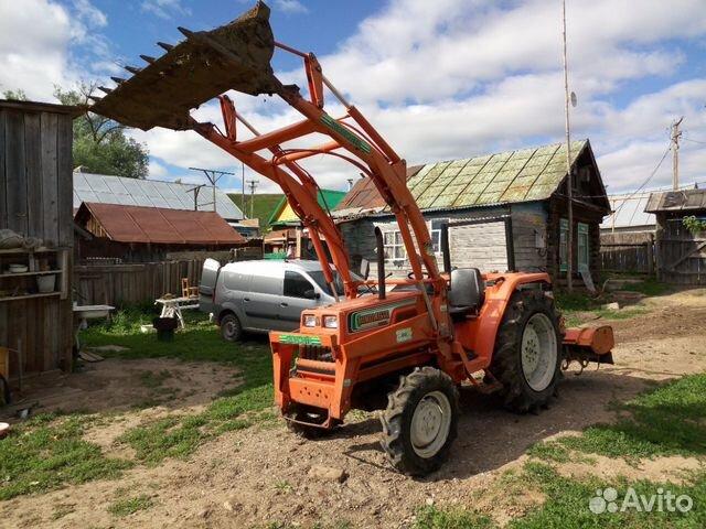 продажа надежных мини тракторов этого